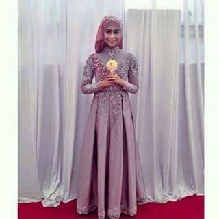 Jual Inspiration Model Gaun Pesta Dki Jakarta Butik Gamis Cantik