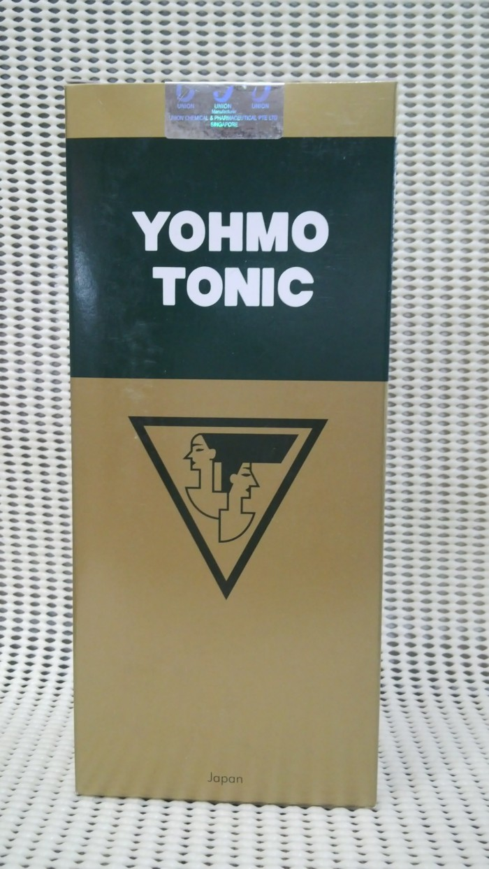 harga Yohmo tonic / hair tonic Tokopedia.com