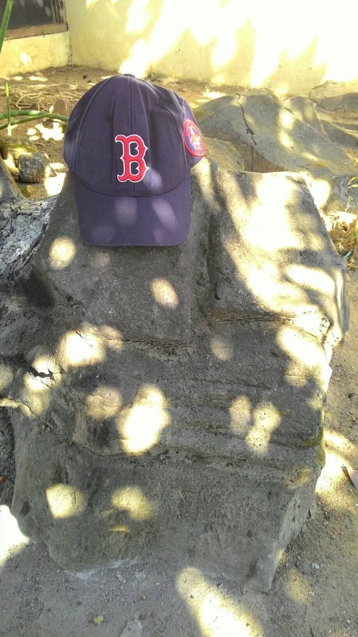 Jual Topi Boston Red Sox Original 100 Bengkel Second Stuff Base Ball