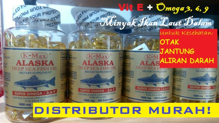 Katalog Vitamin Minyak Ikan Travelbon.com