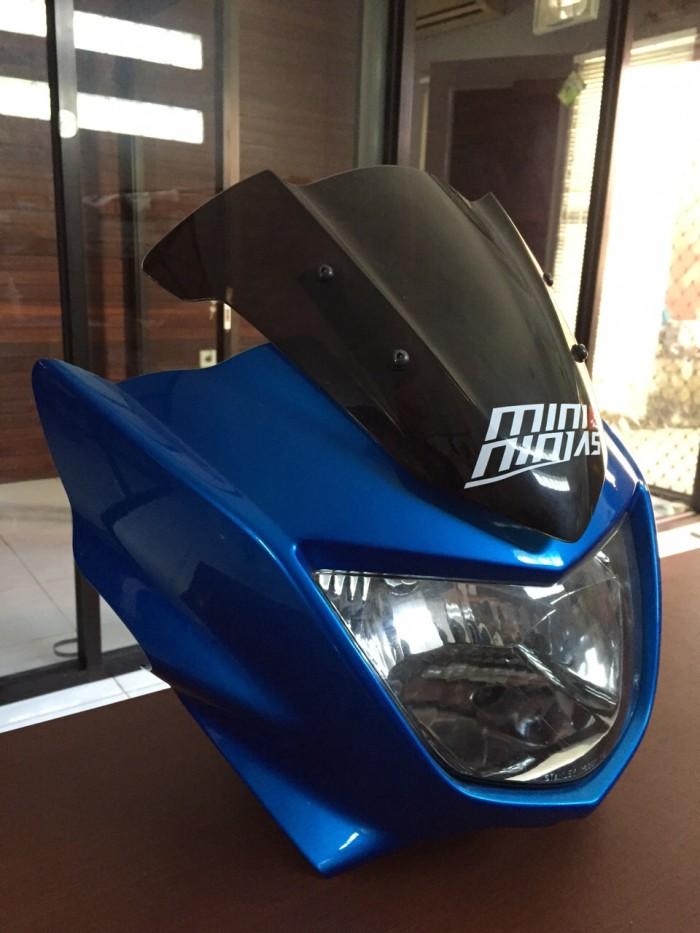 Batok lampu barong ninja 150