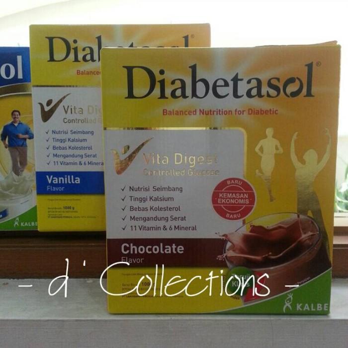 KALBE Diabetasol 1kg (2x500g)
