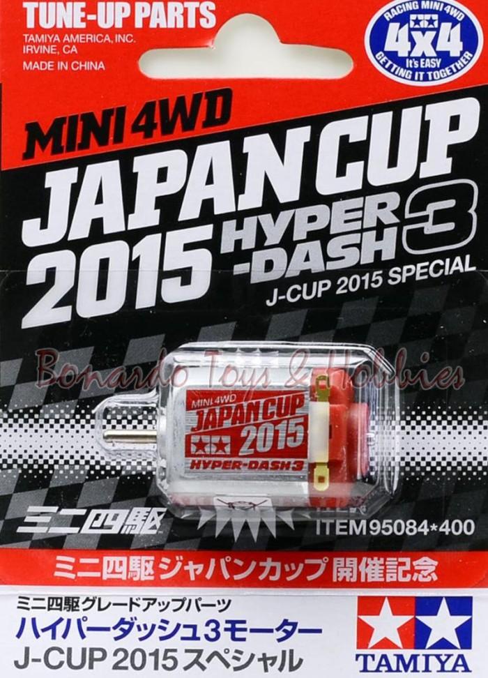 harga Tamiya #95084 - hyper dash iii motor j-cup 2015 special (mini 4wd) Tokopedia.com
