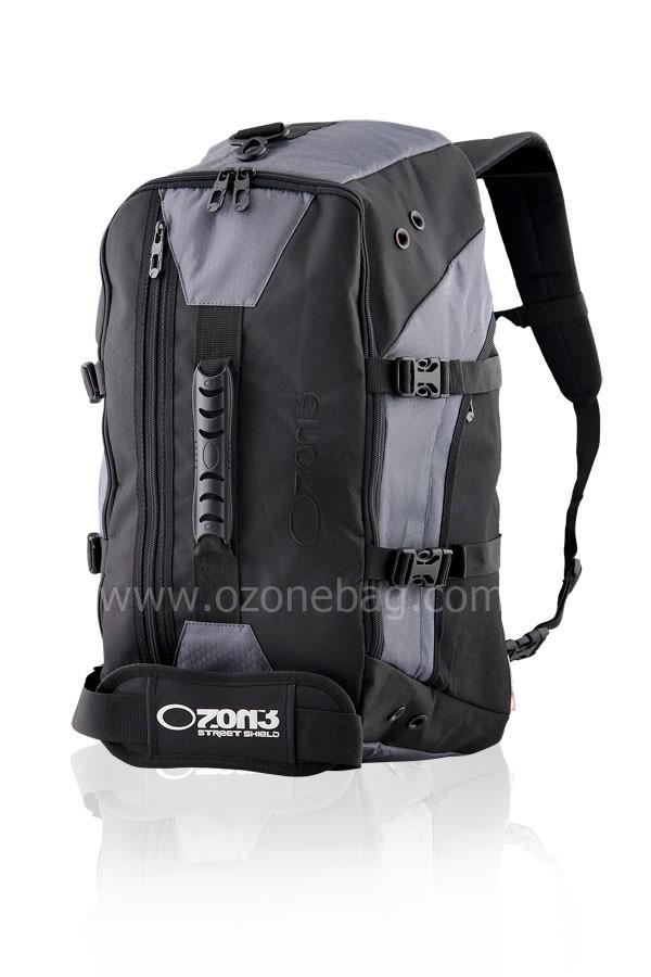 harga Ransel travel multifungsi ozone 304 + raincoat ozone street shield [abu tua] Tokopedia.com
