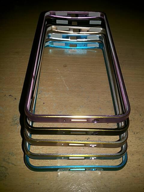 harga Bumper zenfone 2 ukuran 5.5 inch ( bumper alumunium ) Tokopedia.com