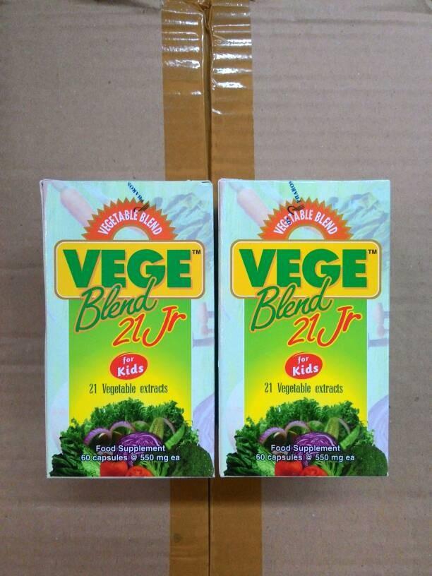 Vege blend | Vegeblend 21 Jr For Kids/Untuk Anak-Anak