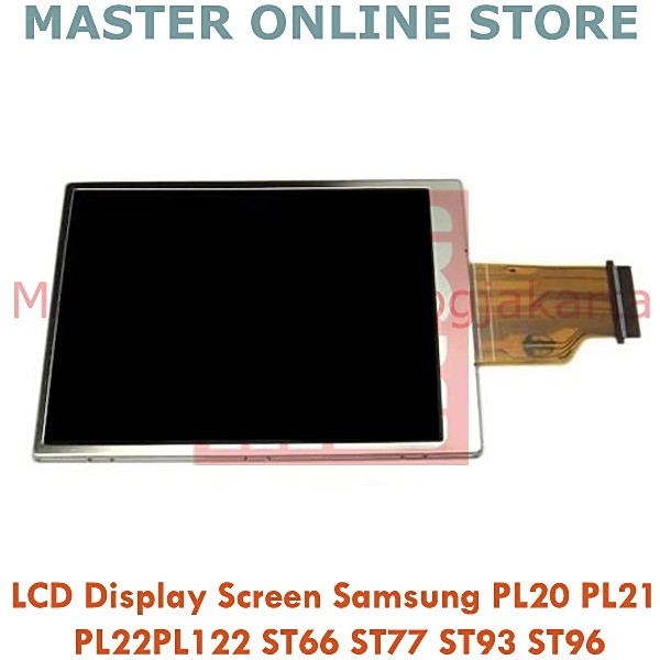 harga Lcd kamera samsung pl20 pl21 pl22 pl122 st66 st77 st93 st96 new Tokopedia.com