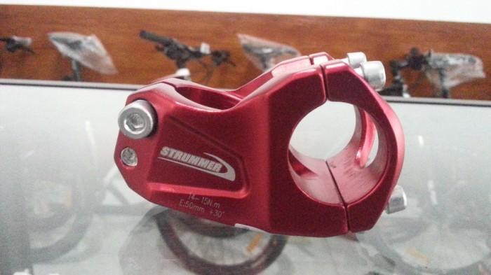harga Stem 50mm strummer 508 red Tokopedia.com