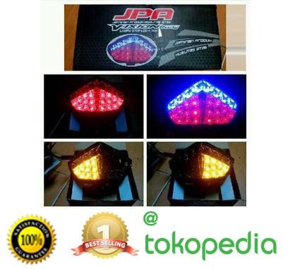 harga Stoplamp led new vixion nvl lampu belakang / stop lamp + sein sen sig Tokopedia.com