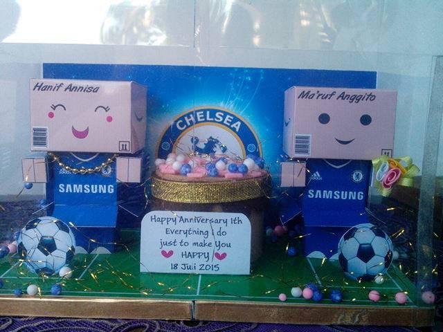 harga Boneka danbo couple chelsea Tokopedia.com