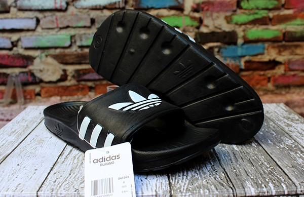 cae47702e73e Jual Sandal Adidas Duramo Slide Kembang Hitam (Sendal