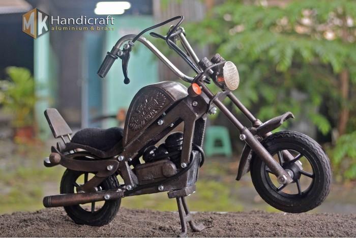 harga Miniatur motor harley Tokopedia.com