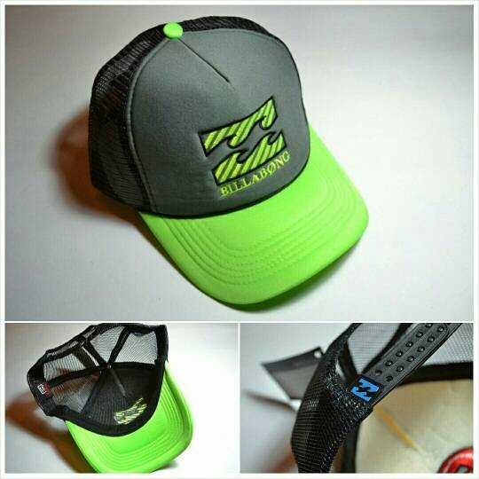 Gambar Brother Store Topi Trucker Billabong Logo Indonesia ... 6e30d00394