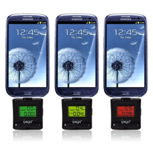 harga Ipega lcd display alcohol tester samsung s3/s4/note 2/3 pg-si017 Tokopedia.com