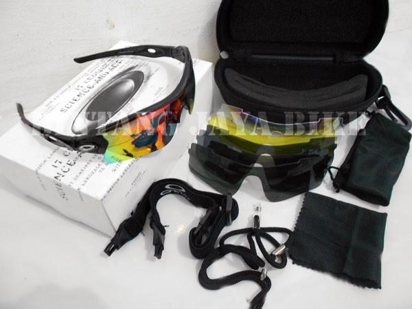 Jual Kacamata Oakley Magnum 6 Lensa - Bintang Jaya Bike  cf3b451170