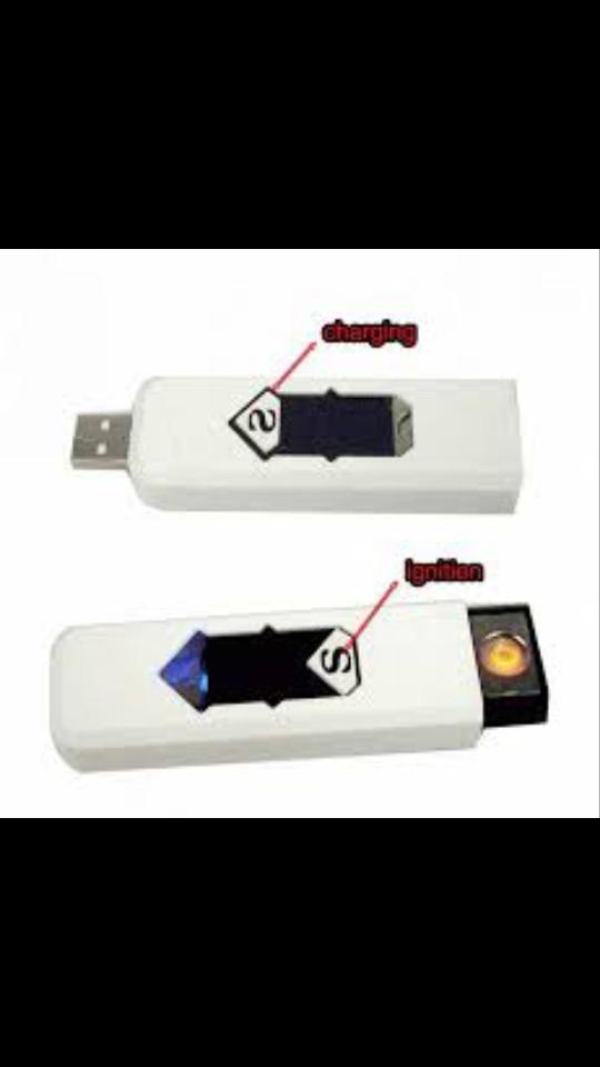 ... Korek Elektrik Korek Api Lighter Usb Anti Angin Random Color Source KOREK API ELECTRIK &