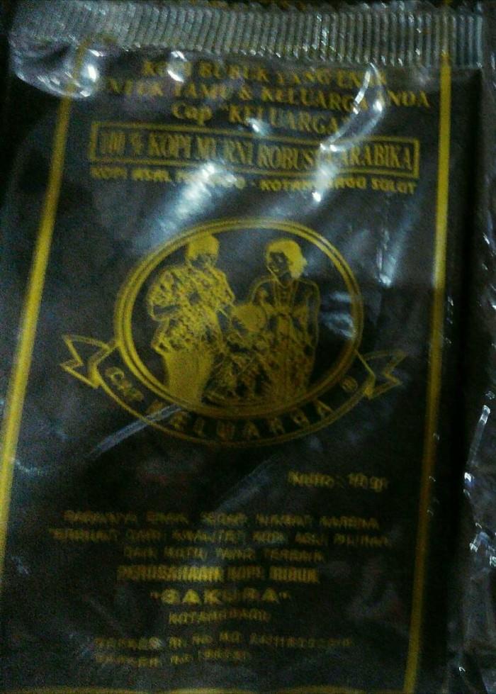 Jual kopi gorontalo (cap keluarga) sachet kecil - Kota Gorontalo - Bj_shop  | Tokopedia