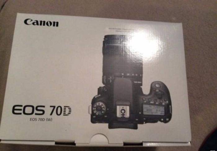 Jual Type: Digital SLR Model: 70D Megapixels: 20 2 MP Series: Canon EOS Ba  - Kota Batam - afdal | Tokopedia