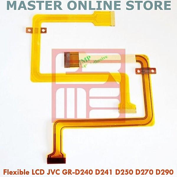 harga Flexible lcd display jvc d240 d241 d250 d270 d290 digital video camera Tokopedia.com