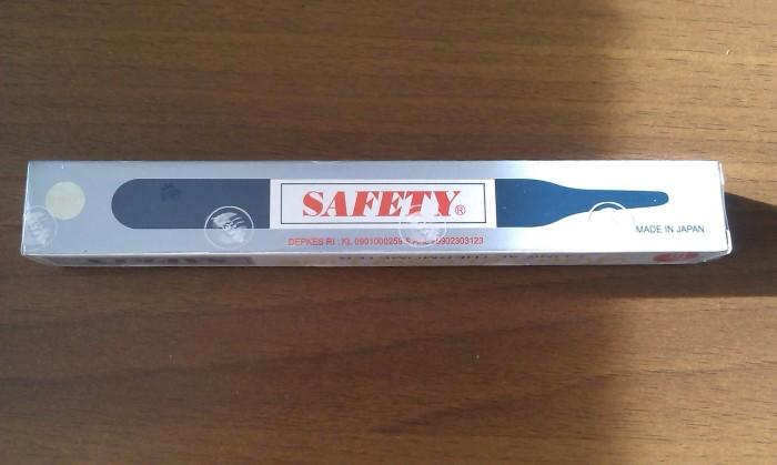 Termometer Air Raksa Merk Safety