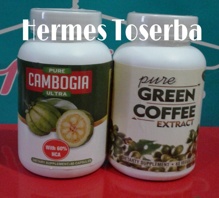 Green Coffee 1000 (Kopi Pelangsing)