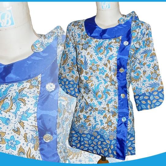Unduh 100+ Gambar Baju Batik 3/4 Terbaru Gratis