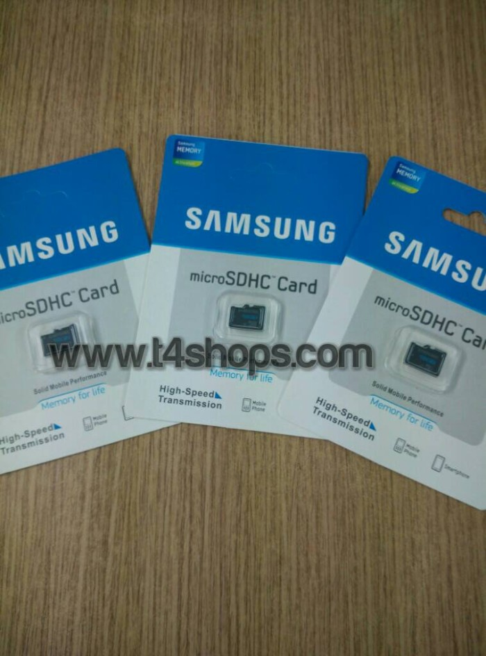 harga Samsung micro sdhc memory 16gb class 10 Tokopedia.com