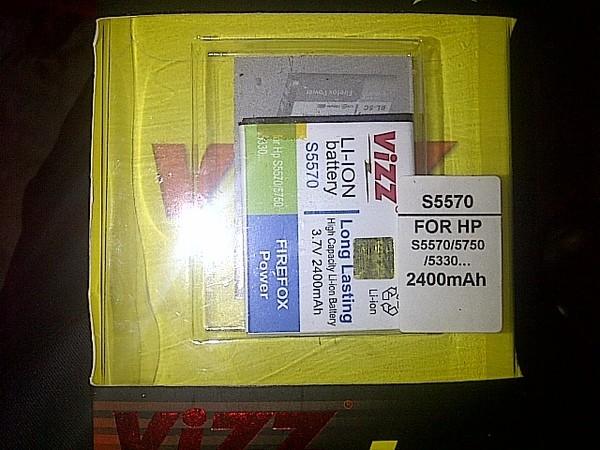 harga Baterai batre batery samsung galaxy mini s5570 star s5282 vizz 2400mah Tokopedia.com