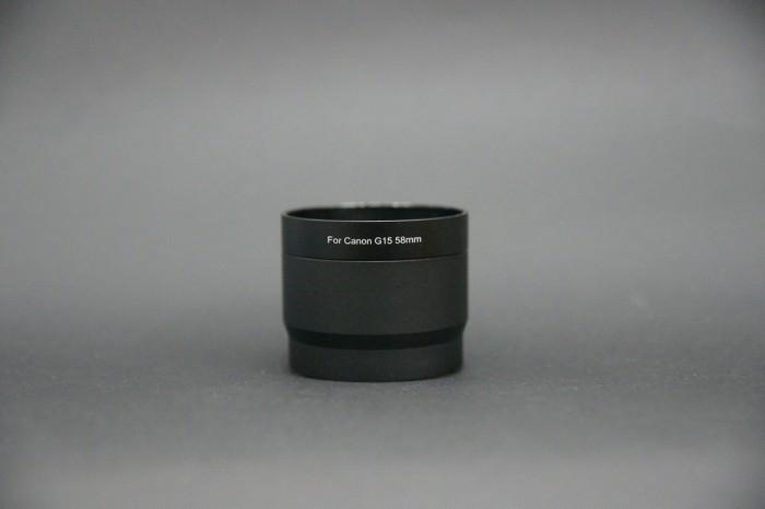 Info Canon G15 Travelbon.com