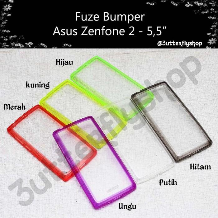 harga Fuze bumper asus zenfone2 - 55 Tokopedia.com