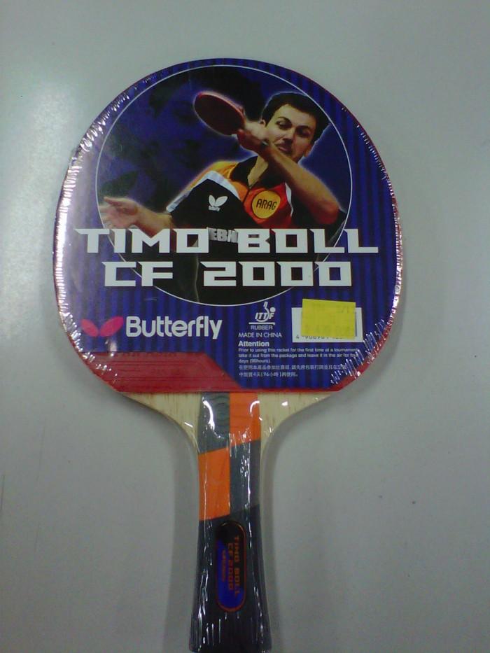 harga Bat pingpong butterfly timoboll cf2000 Tokopedia.com