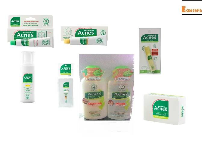 Paket Acnes Treatment Series & Natural Care Most Wanted Items #2