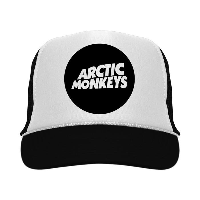 Jual Topi Jaring Artic Monkey - Custom Topi Kaos Jersey  57689005a8