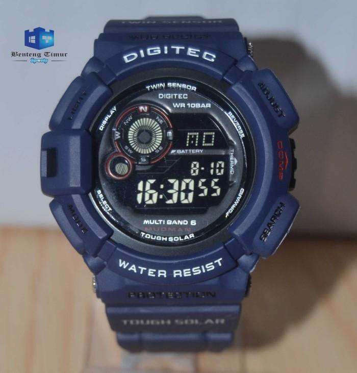 Jam Tangan DIGITEC DG 2028T ORIGINAL DIGITAL NAVY