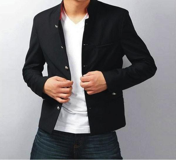 harga Gakuran blazer pria casual [rb-12] Tokopedia.com