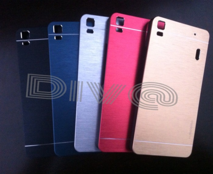 LENOVO A7000 Motomo Metal Brushed Back case