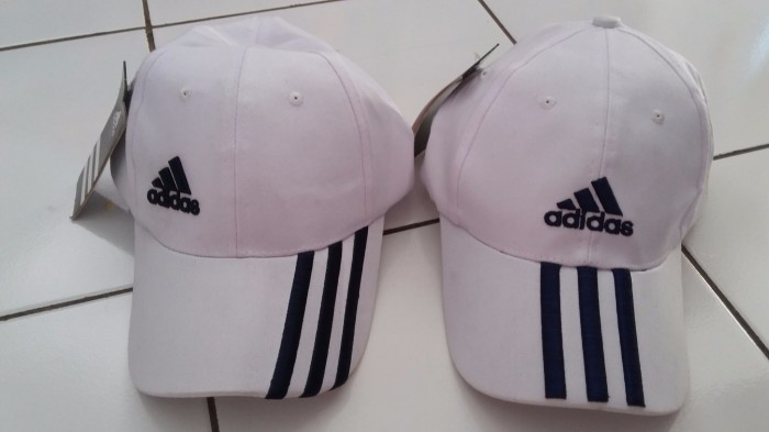 Jual Topi Adidas Snap Back Putih Murah Meriah - Casual n  Sporty ... 5460163a6e