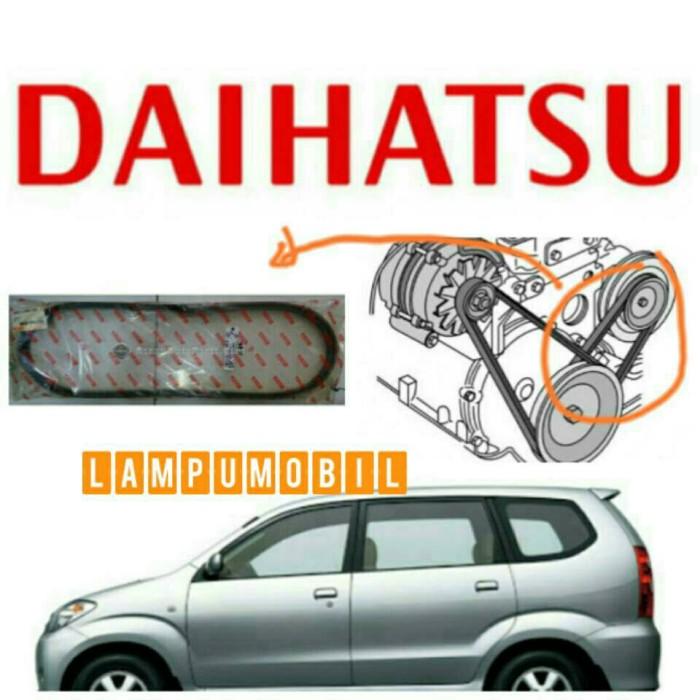 Jual Fan Belt Daihatsu Xenia 1000cc