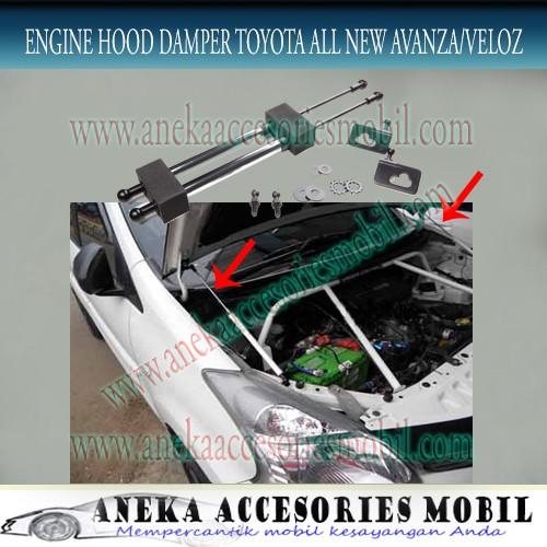 harga Engine Hood Damper/shock Kap Mesin Toyota All New Avanza/veloz Tokopedia.com