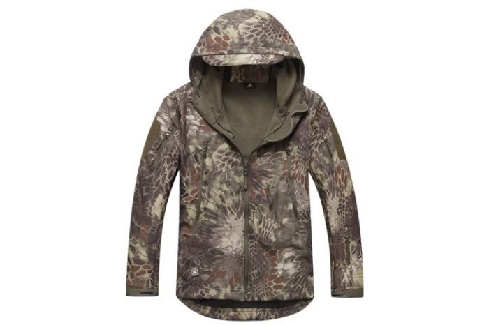 Tad jacket highlander