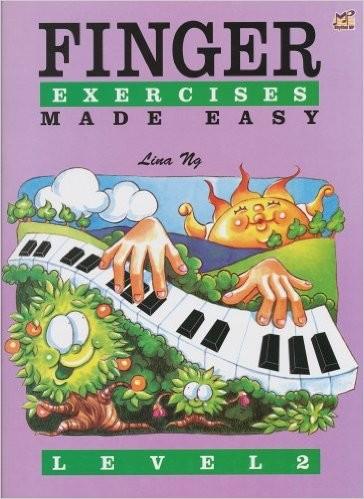 harga Finger excercises made easy level 2 Tokopedia.com