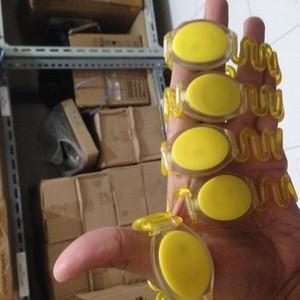 Foto Produk RFID Tag Gelang Wristband Bahan Plastic Ukuran Diameter (65mm) Spiral dari Alat POS Kasir