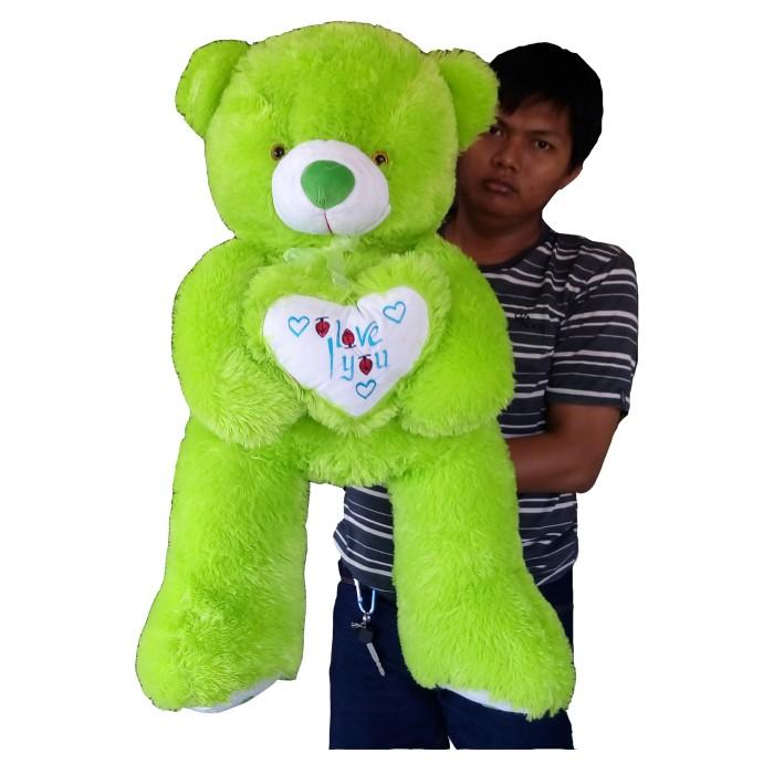 harga Boneka beruang besar hijau Tokopedia.com
