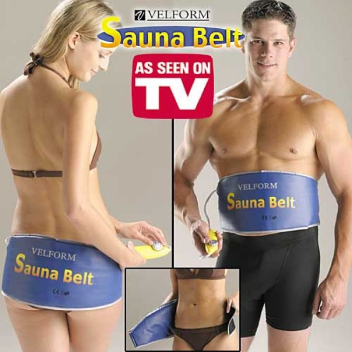 harga Sauna belt velvorm Tokopedia.com