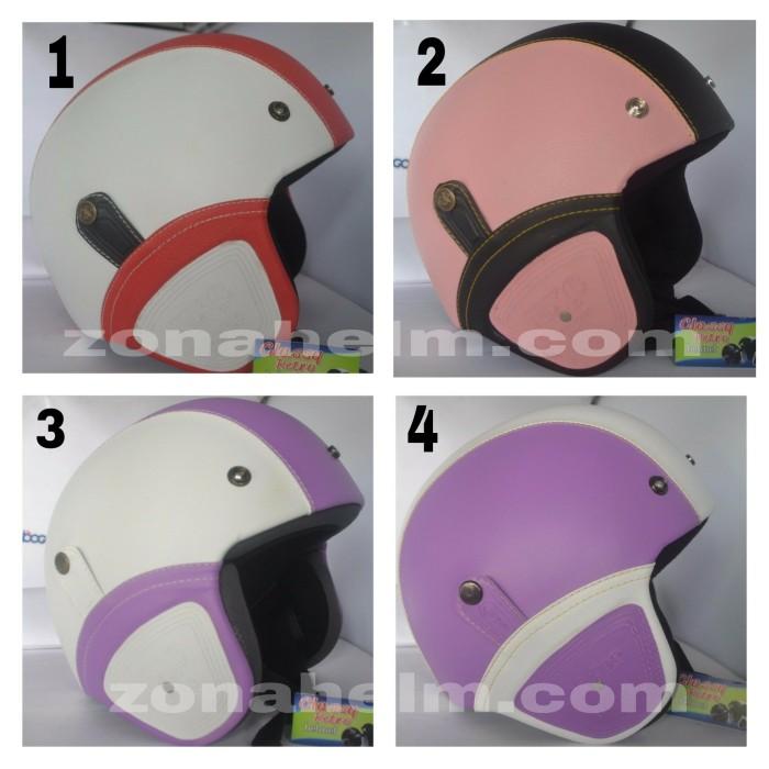 harga Helm retro helm bogo Tokopedia.com