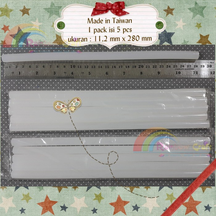 harga Lem lilin / glue stick taiwan besar 1 kg Tokopedia.com