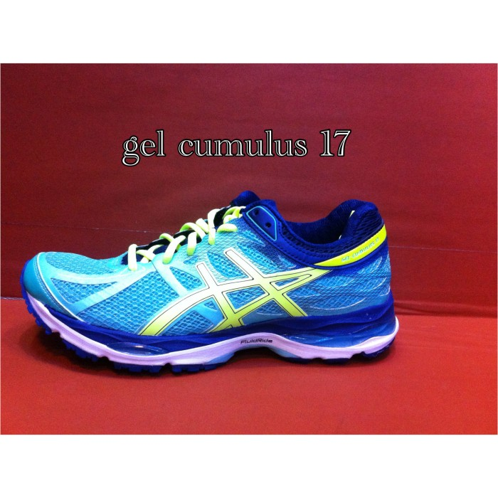 Jual Sepatu Asics Gel Cumulus 17 - RealStore  033b801fdb