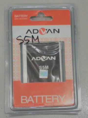 Baterai advan s5m / star 5 ...