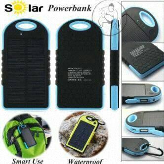 harga Powerbank solarcell 88000mah Tokopedia.com