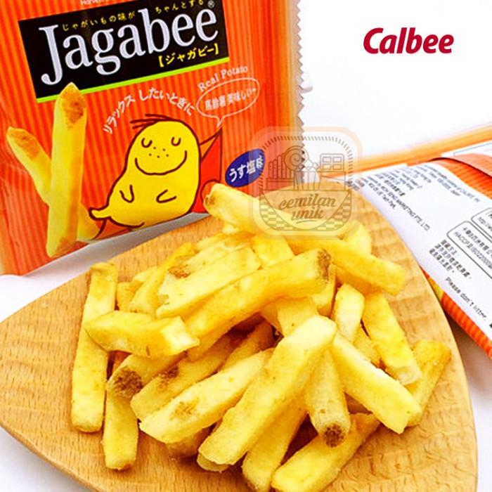 harga Calbee jagabee potato stick (pouch) Tokopedia.com